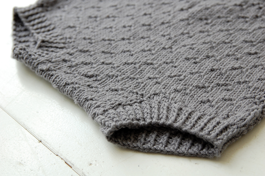 strikket-babydragt