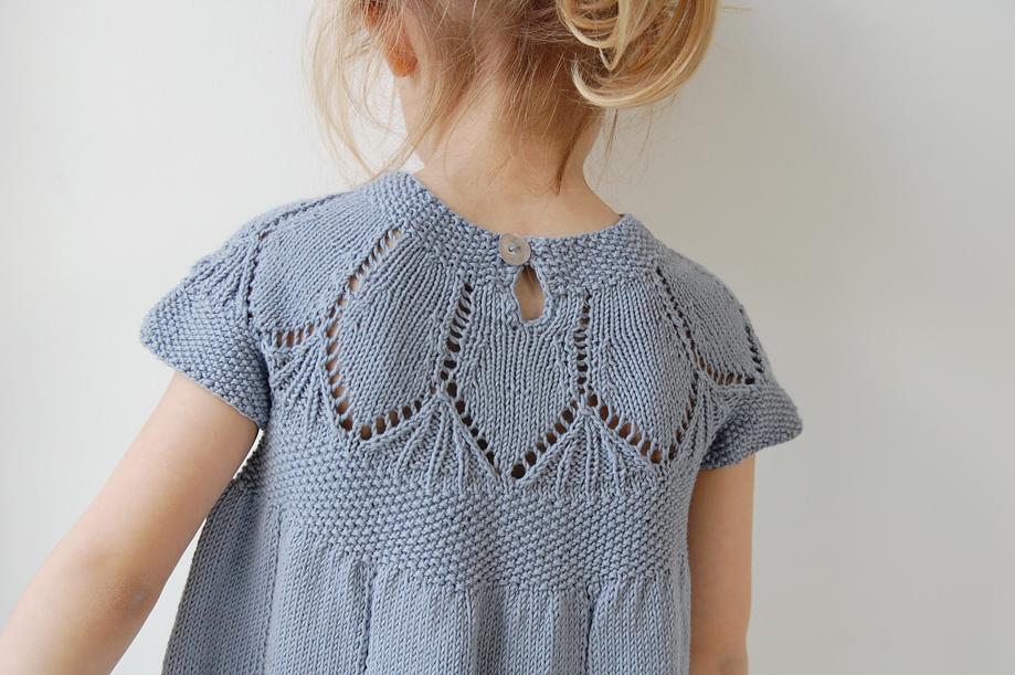strikket-kjole-opskrift