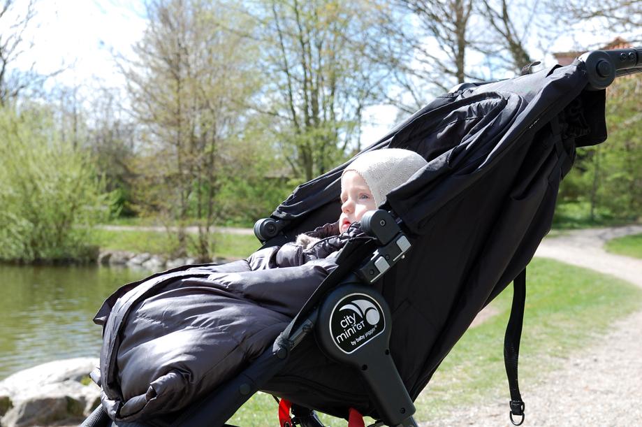 kørepose til baby jogger city elite