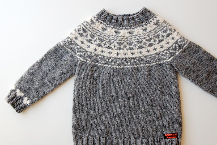 mallebo-strik_hjemmestrik_pige_sweater