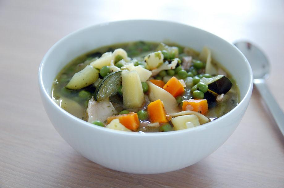 bedste minestronesuppe