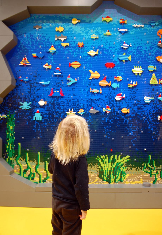 lego house fish designer