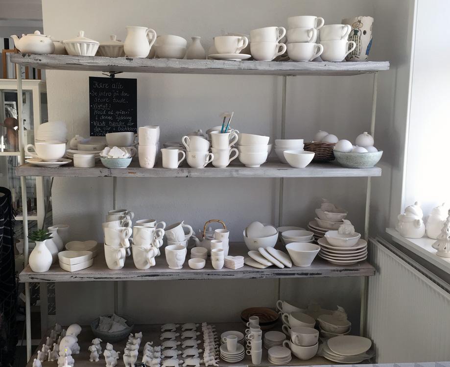 mal selv keramik